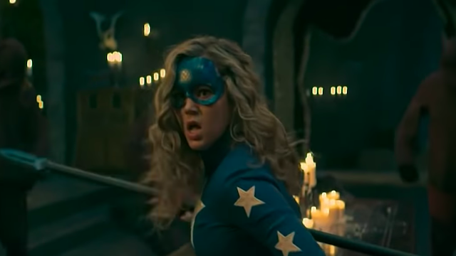 Blue Valley Is Not a Safe Place Anymore in Stargirl Episode 1.10 Promo