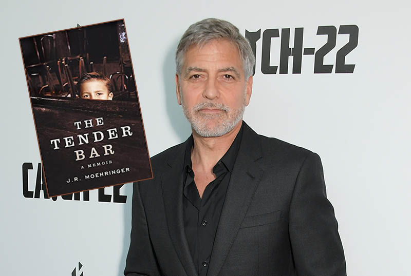 George Clooney in Negotiations to Helm Amazon's The Tender Bar