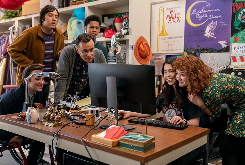 All Together Now: Netflix's Sorta Like a Rock Star Gets New Title, First Look Photos