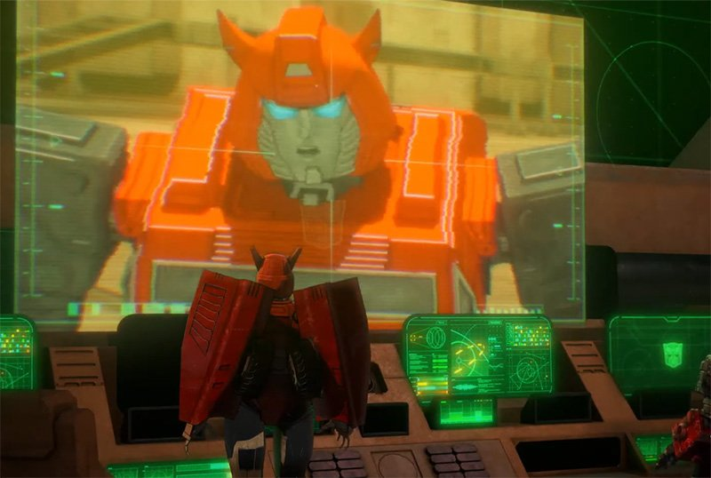 Cliffjumper Revealed in New Transformers: War for Cybertron Trilogy - Siege Clip