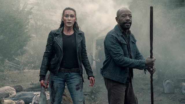 'The Walking Dead' Season 10 Extended by Six Episodes