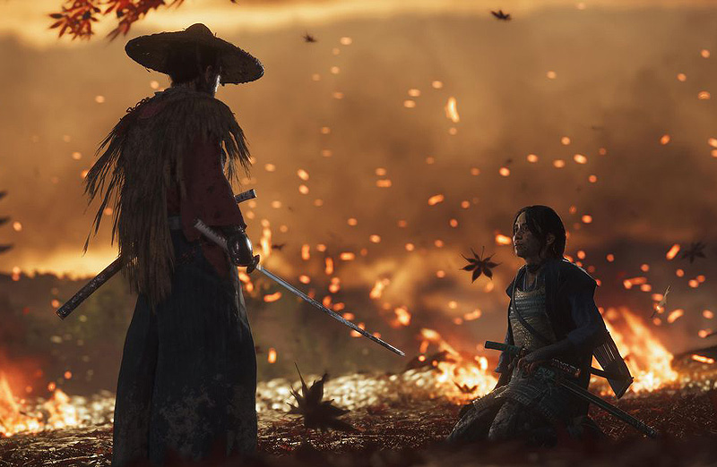 Ghost of Tsushima Has Fastest-Selling Original IP Debut for PS4