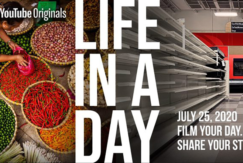 Ridley Scott & Kevin Macdonald Planning Life in a Day Sequel