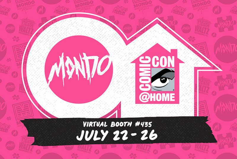 Mondo Is Joining the Virtual Comic-Con@Home Celebration