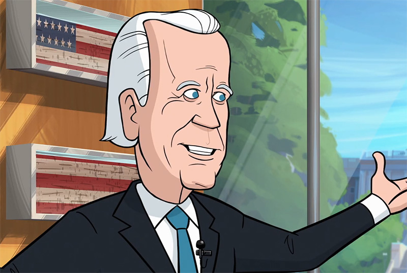 Our Cartoon President Season 3 Sneak Peek: It's Not Over Until Democracy Sings