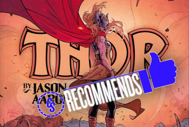 CS Recommends: Thor Comics, Plus Video Games & More!