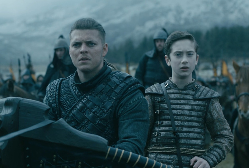 New Vikings Clip Offers a Sneak Peek at the Show's Final Episodes