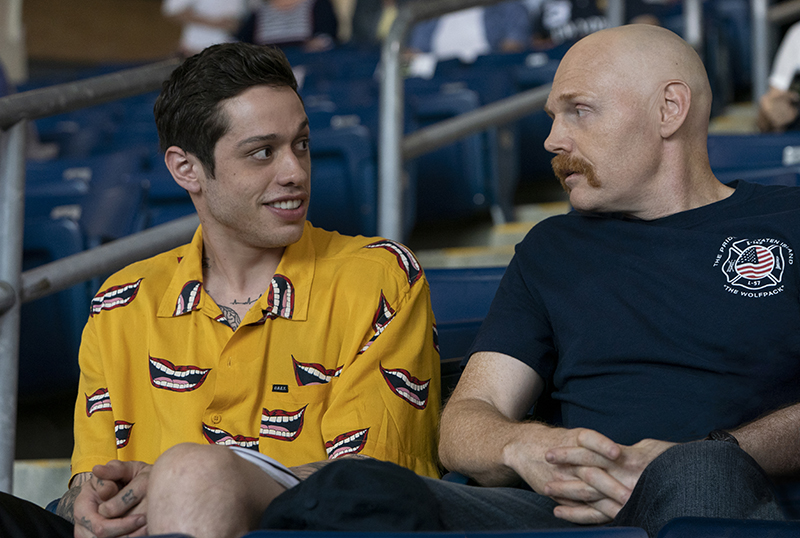 CS Interview: Bill Burr on Judd Apatow's The King of Staten Island