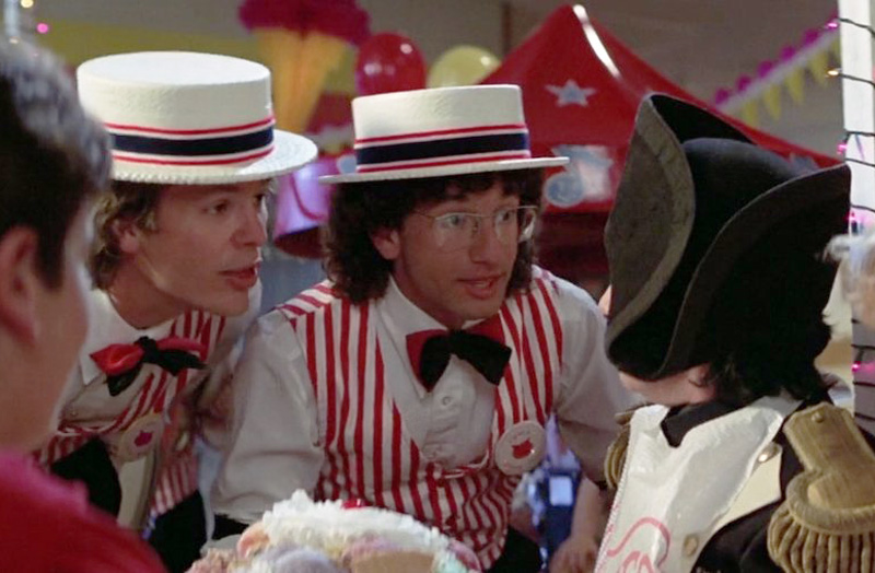 Exclusive: Chris Matheson & Ed Solomon on Their Bill & Ted 3 Cameos!