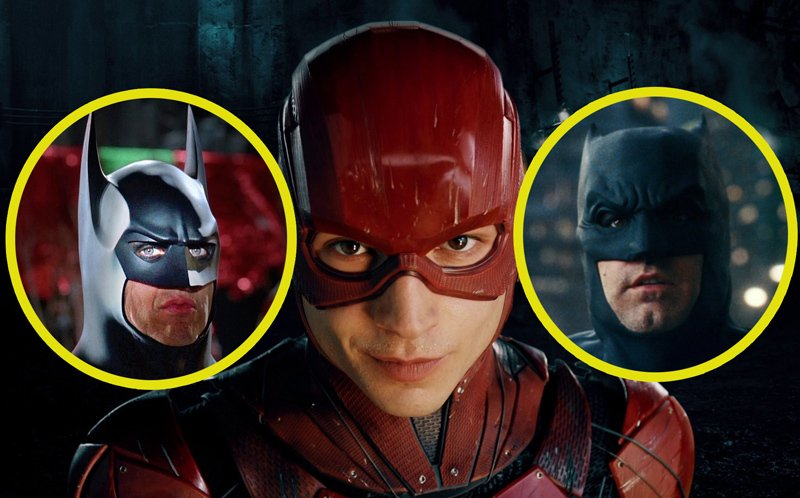 The Flash Director Explains Ben Affleck's 'Substantial' Batman Role