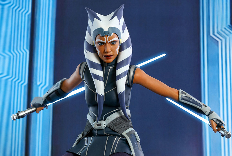 The Clone Wars' Ahsoka & Clone Trooper Figures Unveiled by Hot Toys!