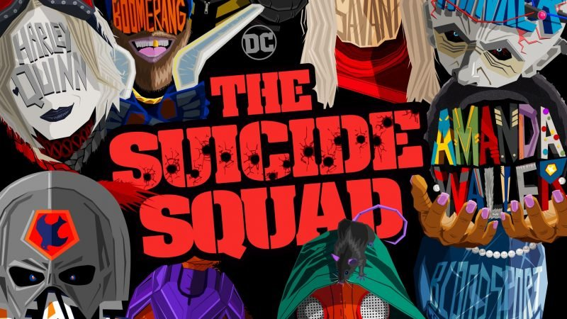 New The Suicide Squad Poster: James Gunn Confirms More Characters