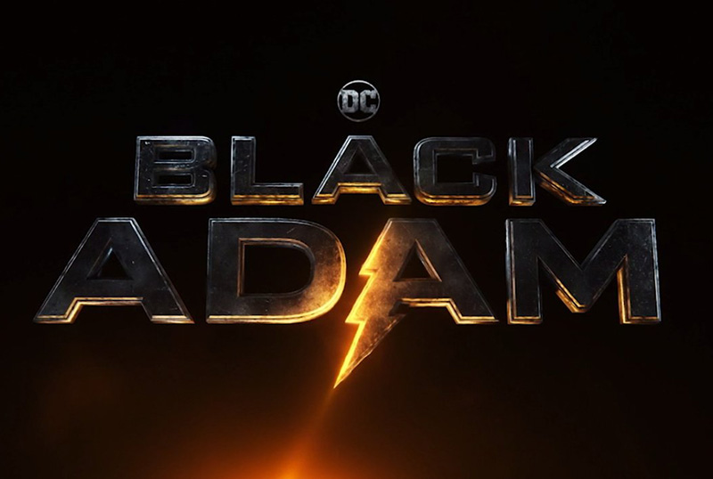 Dwayne Johnson Suits Up For Battle In Black Adam Costume Reveal