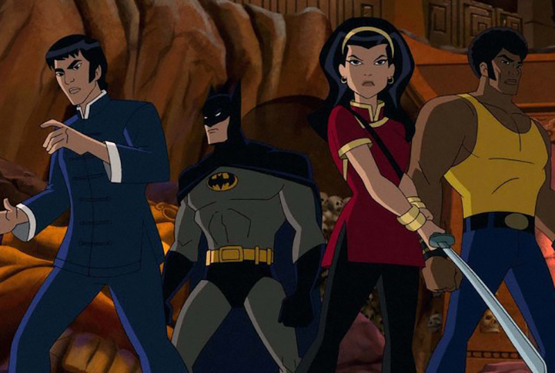 Batman: Soul of the Dragon Ensemble Cast Unveiled
