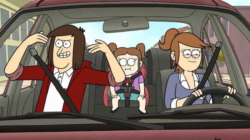 Animated Sitcom Close Enough Renewed For a Second Season at HBO Max