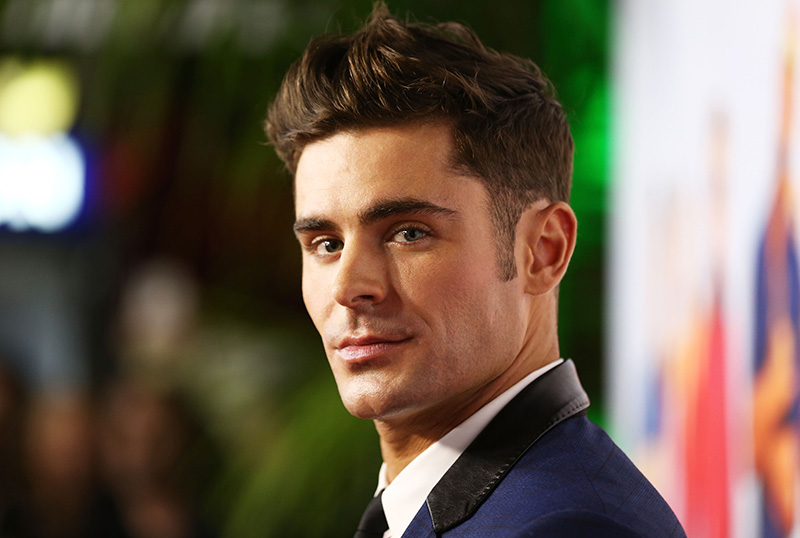 Zac Efron Cast In Disney+'s Three Men and a Baby Remake