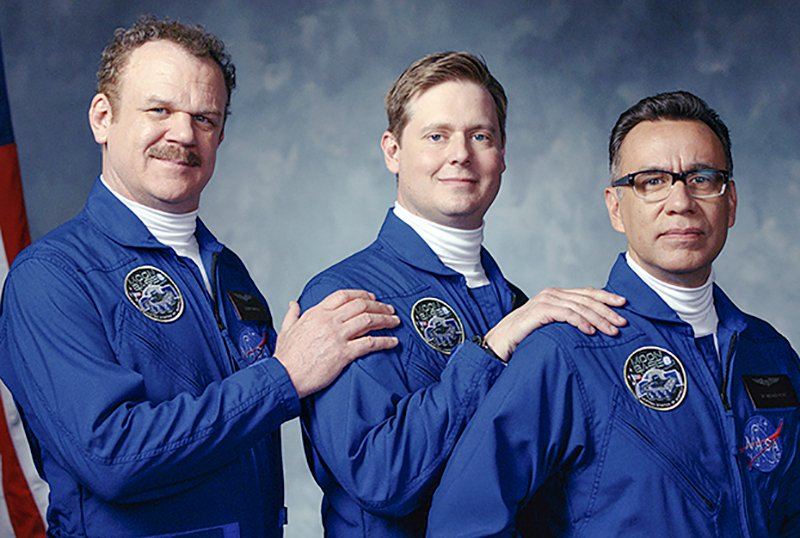 Showtime Acquires NASA Comedy With Fred Armisen & John C. Reilly