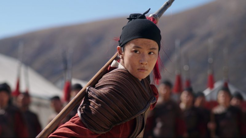 Disney's 'Mulan' to premiere in September