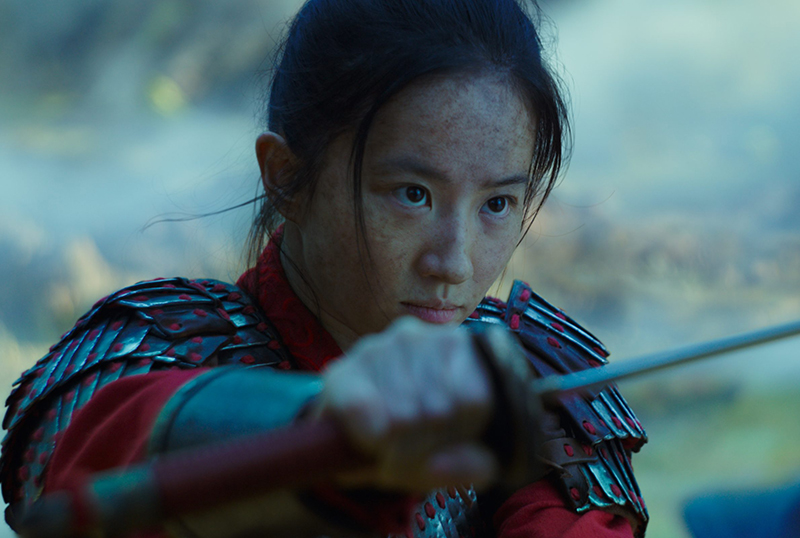 'Mulan' Set to Hit Disney+ & Select Theaters in September