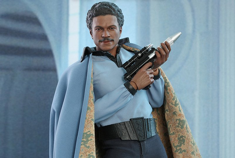 Hot Toys Reveals Lando & Boba Fett Empire Strikes Back Figures!