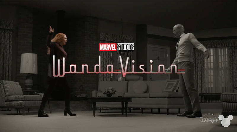 WandaVision Confirmed for 2020 in New Disney+ Promo