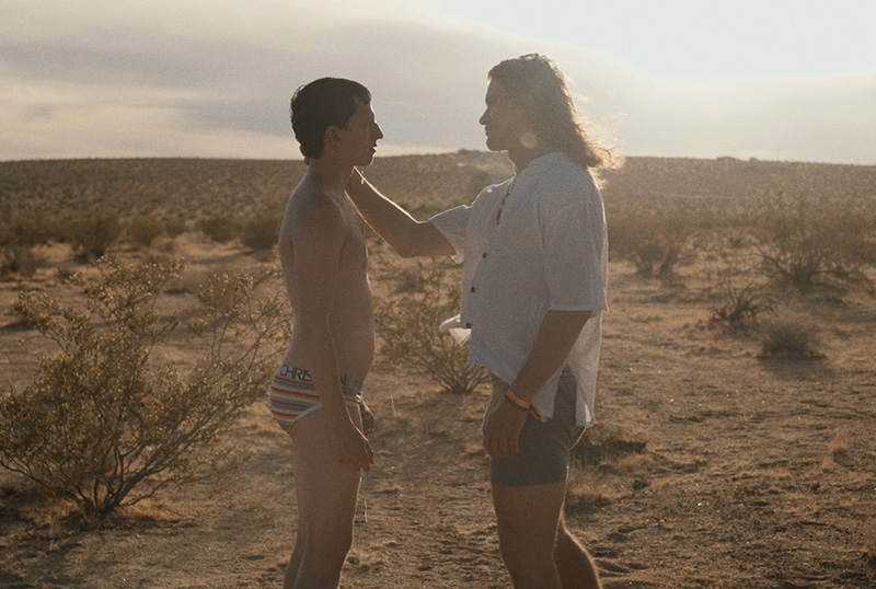 Exclusive Summerland Clip & iTunes Giveaway for Queer Coming-of-Age Comedy!
