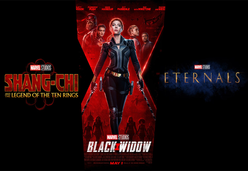 Disney delays release of 'Black Widow', 'West Side Story'