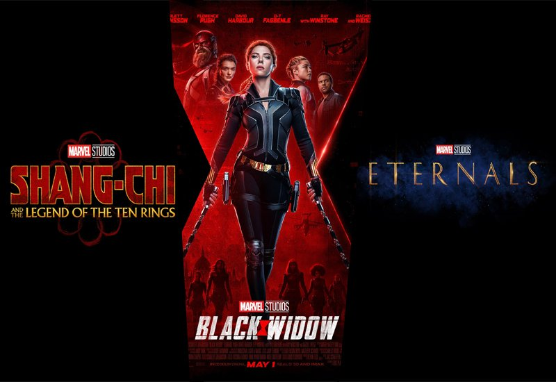 Disney delays 'Black Widow' to May in latest box-office blow