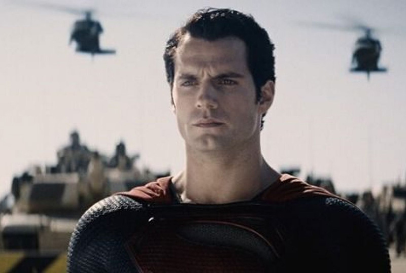 Henry Cavill Not Participating in Zack Snyder's Justice League Reshoots