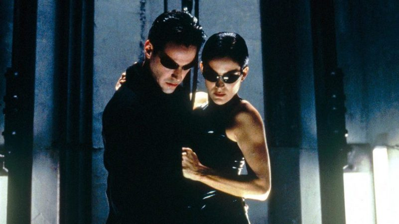 Keanu Reeves Describes The Matrix 4 as a Love Story
