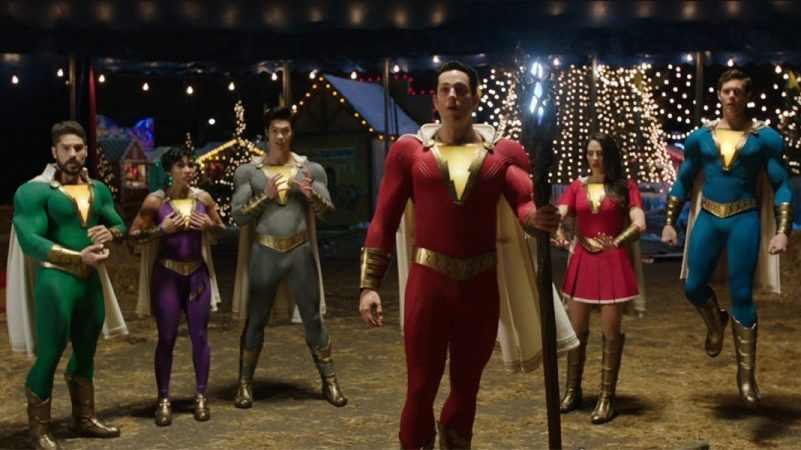 Zachary Levi Says Shazam 2 Might Begin Filming in Early 2021