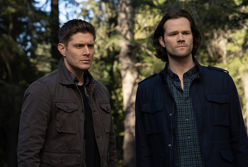 TNT Celebrating Supernatural's 15th Anniversary With Week Long Marathon