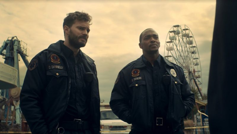 Synchronic Trailer: Anthony Mackie & Jamie Dornan Star in New Sci-Fi Horror