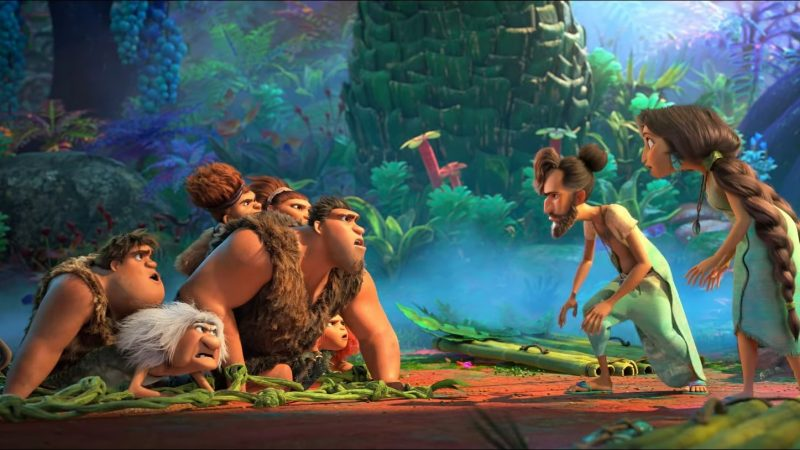 The Croods: A New Age Trailer 1 [HD]