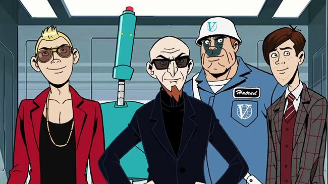 The Venture Bros. Cancelled at Adult Swim After 17-Year Run