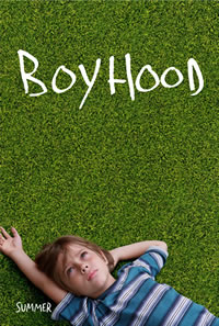 Boyhood on DVD Blu-ray today