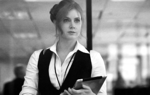 Amy Adams in Man of Steel