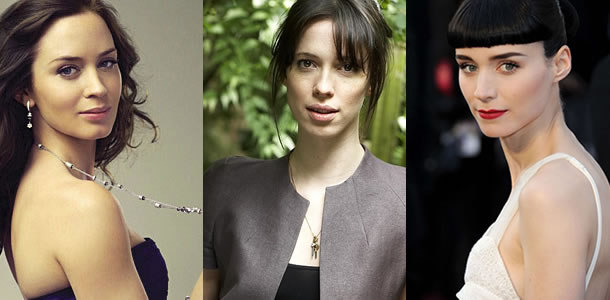 Three Ladies up for Depp's Wife in 'Transcendence' and Peter