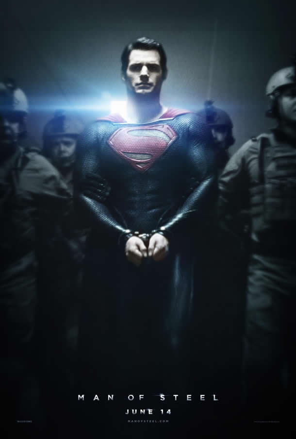 Man of Steel : Poster