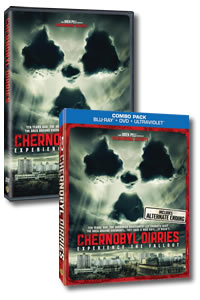 Chernobyl Diaries on DVD Blu-ray today