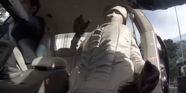 Car Seat or Cameraman? Behind the Scenes of 'The Raid 2' Car Chase