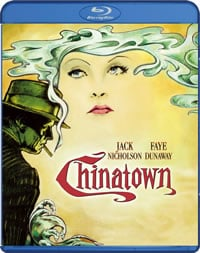 Chinatown on Blu-ray today