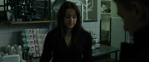 Ellen Nyqvist in The Girl with the Dragon Tattoo