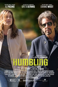 The Humbling on DVD Blu-ray today