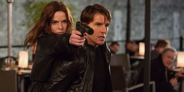 Mission: Impossible 5 Rogue Nation movie trailer