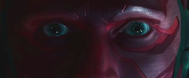 Avenges: Age of Ultron trailer Vision
