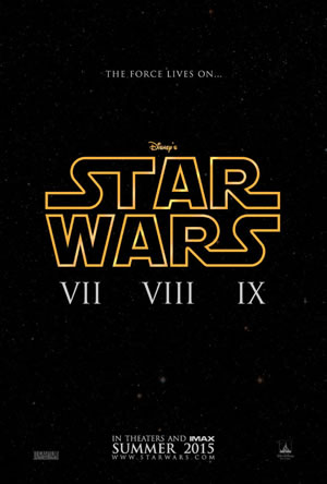 Star Wars: Episode VIII and IX