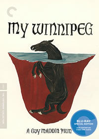 'My Winnipeg' (Criterion Collection) Blu-ray Review