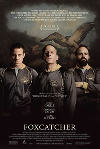 Foxcatcher on DVD Blu-ray today
