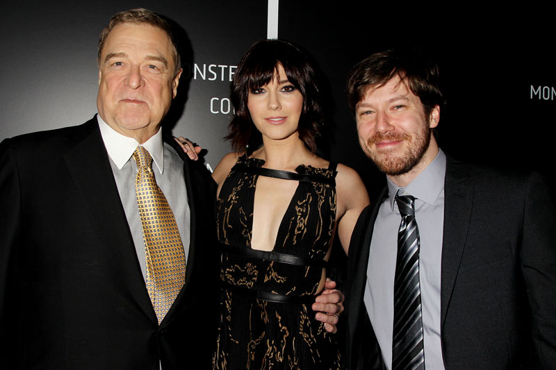 John Goodman, Mary Elizabeth Winstead and John Gallagher Jr